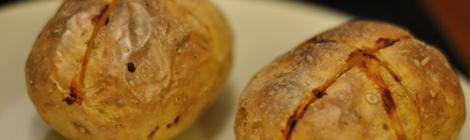 Bakade potatisar
