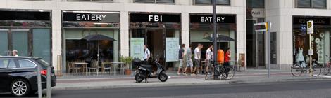 FBI Eatery