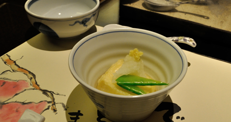 Tofu med grönsaker